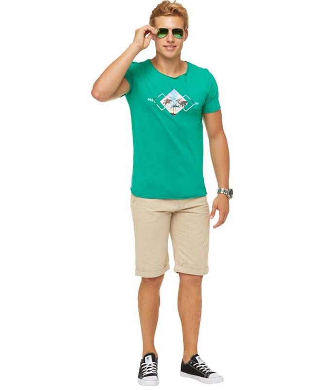Summerfresh T-Shirt BLUE Herren grün