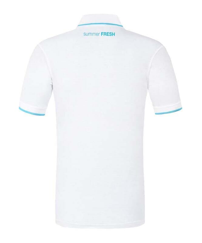 Summerfresh Poloshirt SINES Herren weiß