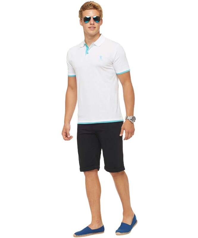 Summerfresh Poloshirt BRAM Herren weiß