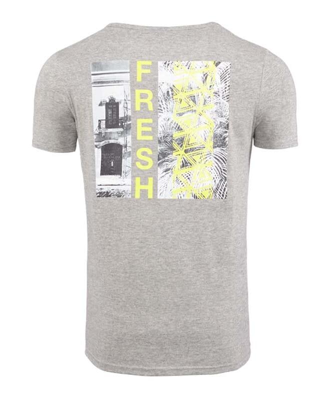 Summerfresh T-Shirt DELIA Herren grau