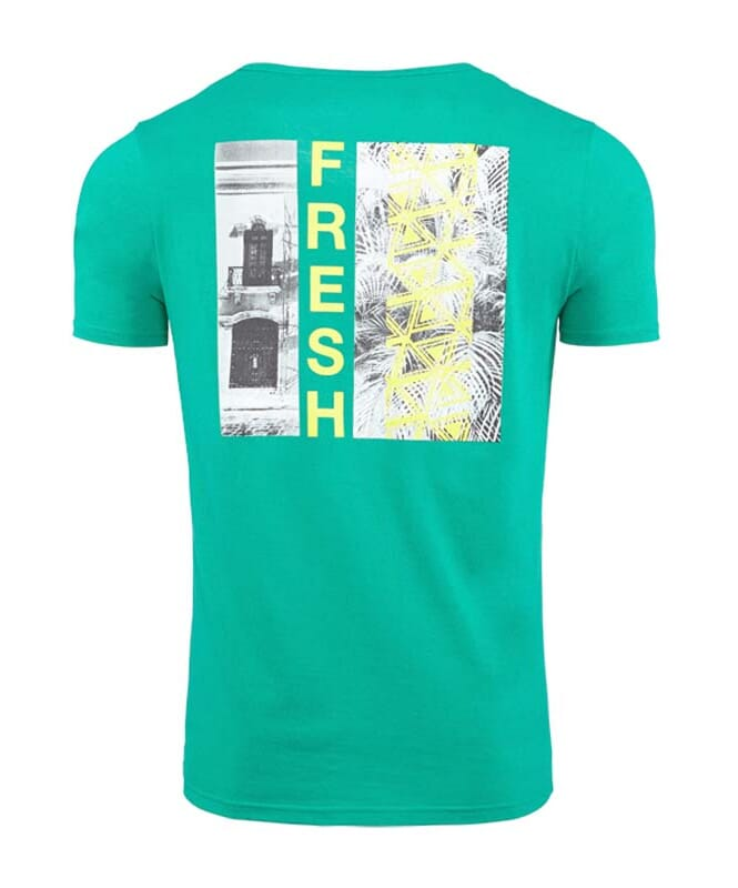 Summerfresh T-Shirt DELIA Herren grün