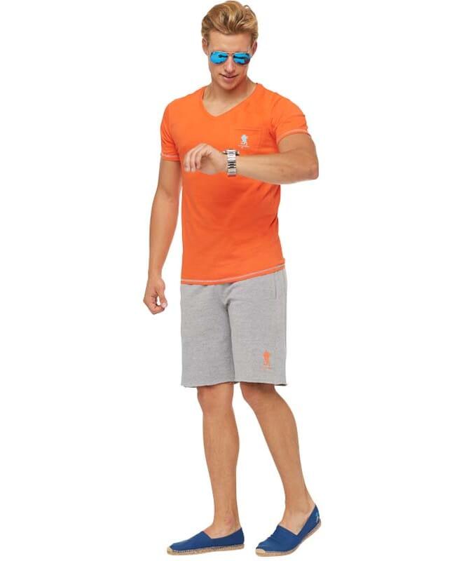 Summerfresh T-Shirt LEXXY Herren orange