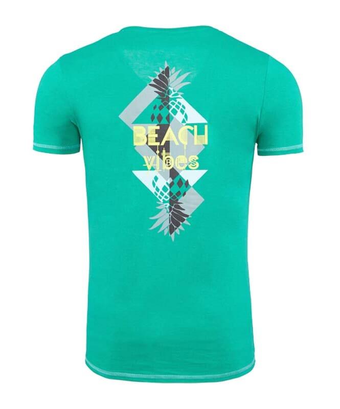 Summerfresh T-Shirt LEXXY Herren grün