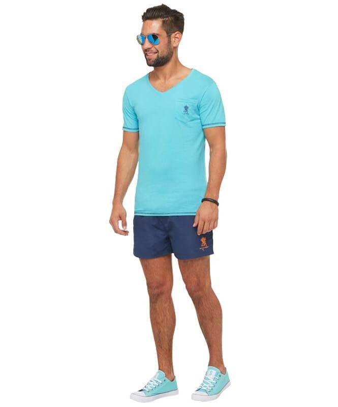 Summerfresh T-Shirt LEXXY Herren hellblau