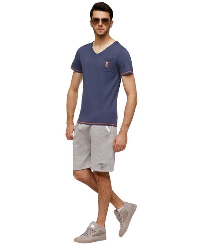Summerfresh T-Shirt LEXXY Herren navy