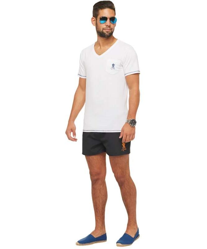 Summerfresh T-Shirt LEXXY Herren weiß