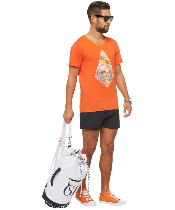 Summerfresh T-Shirt PATTY Herren orange
