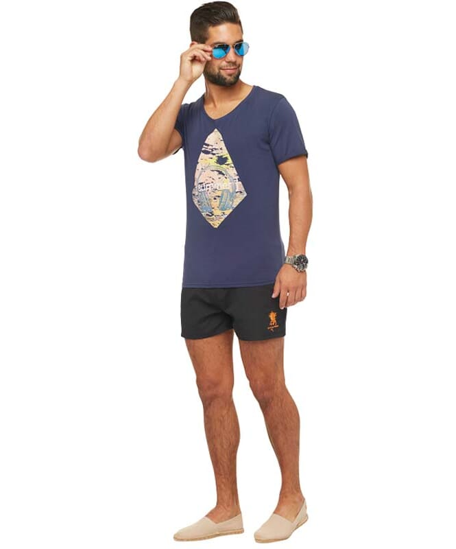 Summerfresh T-Shirt PATTY Herren navy