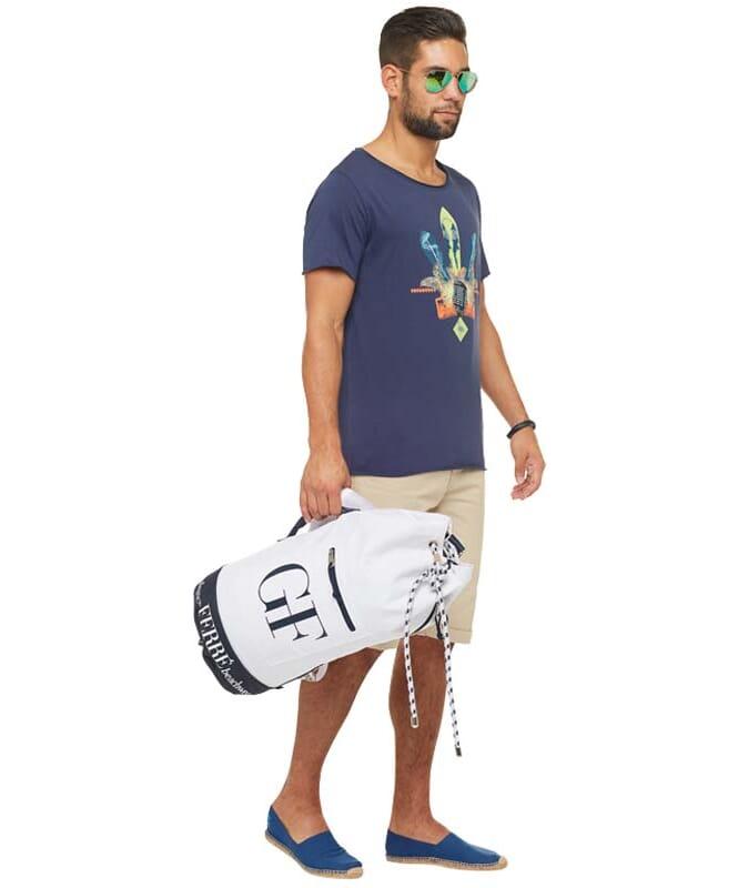 Summerfresh T-Shirt ENZO Herren navy