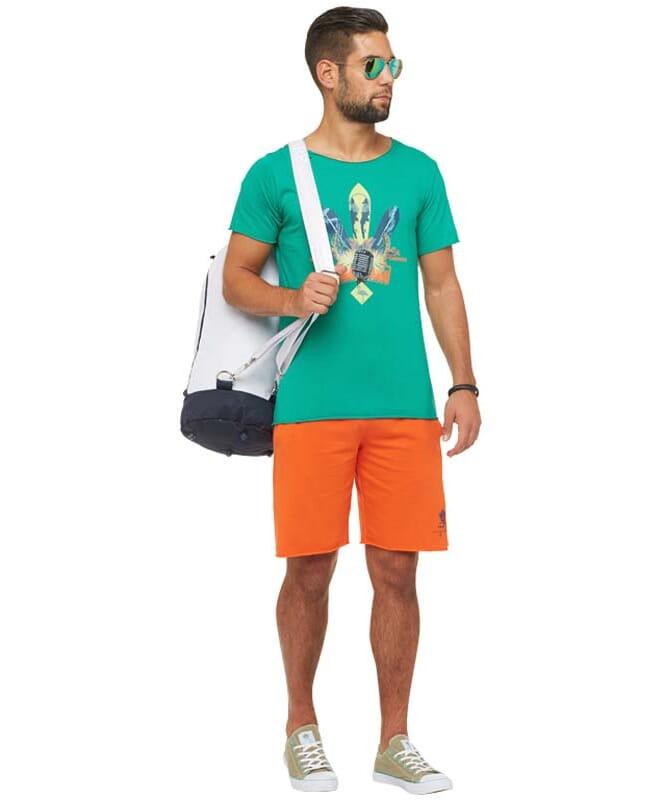 Summerfresh T-Shirt ENZO Herren grün