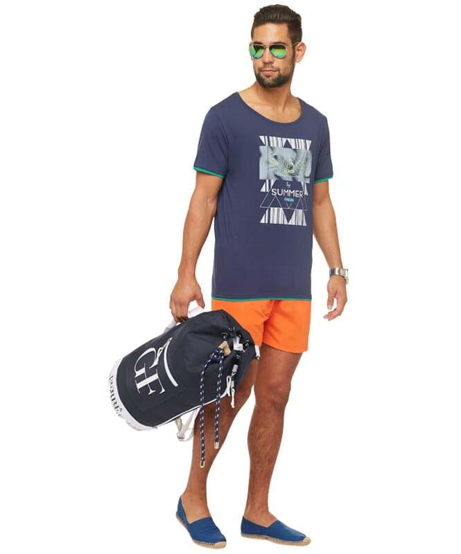 Summerfresh T-Shirt LUCA Herren navy