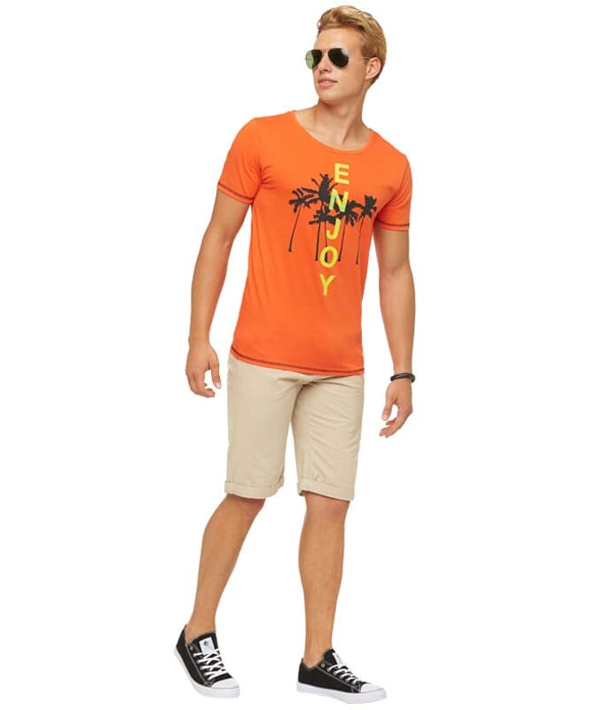 Summerfresh T-Shirt LUAN Herren orange