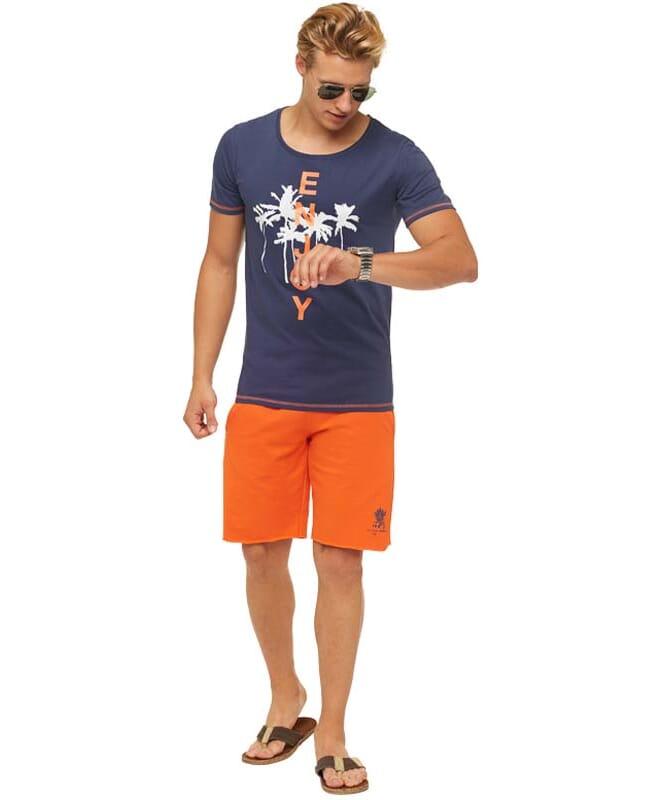 Summerfresh T-Shirt LUAN Herren navy