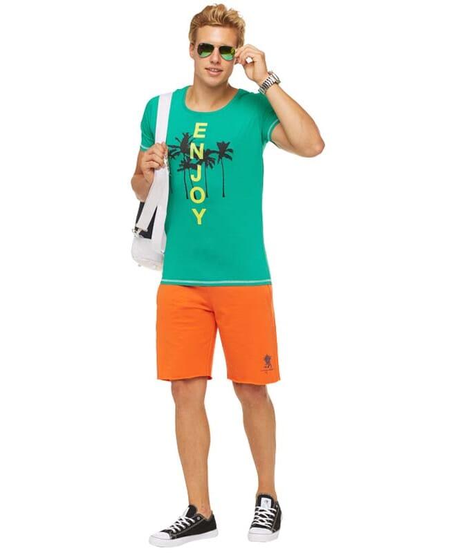 Summerfresh T-Shirt LUAN Herren grün