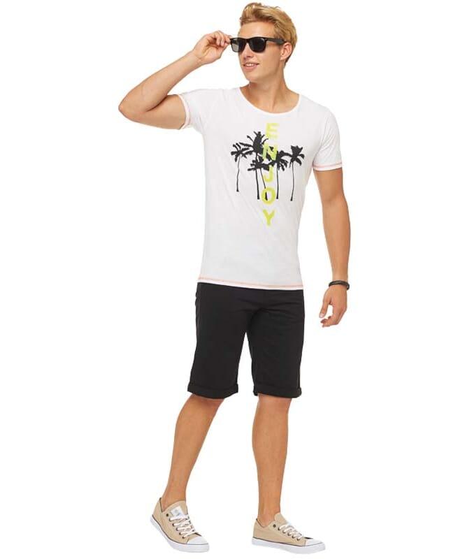 Summerfresh T-Shirt LUAN Herren weiß