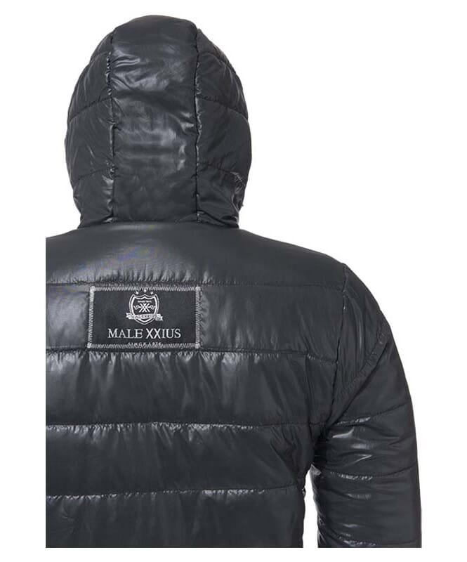 MALEXXIUS Jacket Men schwarz-grau