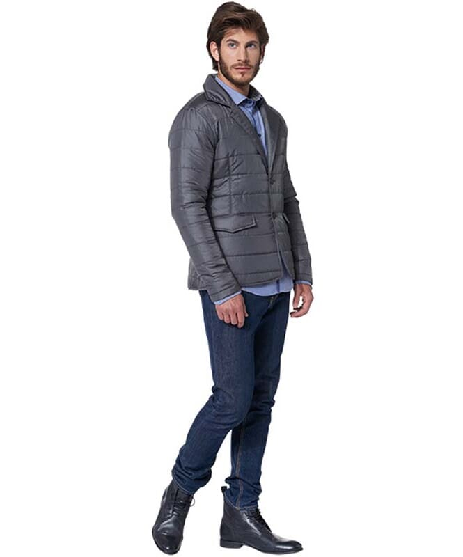 MALEXXIUS Suit Jacket NEMESIS Men grau