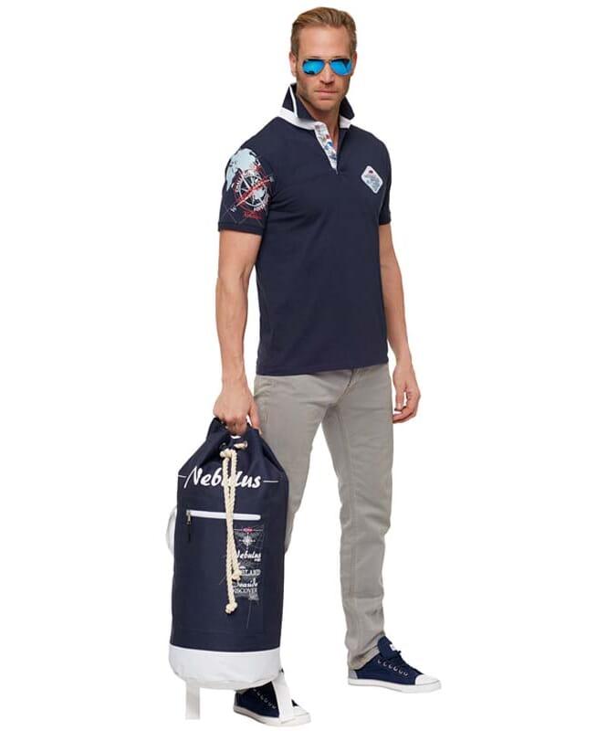 Poloshirt LOI Herren navy