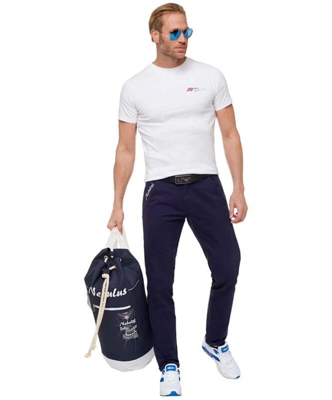 T-Shirt LILLEBROR Herren pure-white