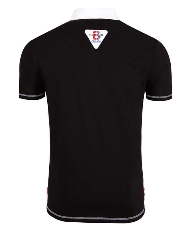 Poloshirt TORE Herren schwarz