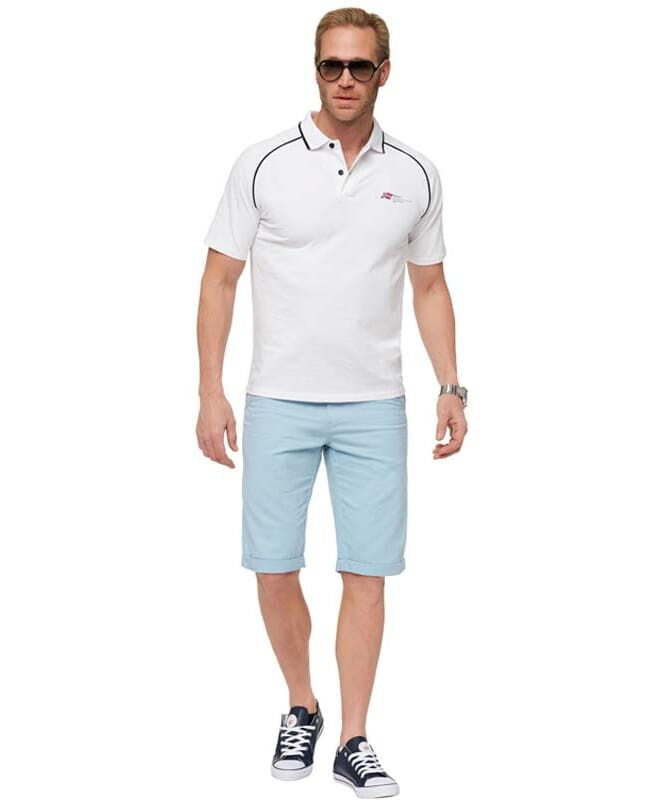 Chino Short LORENS Herren angel