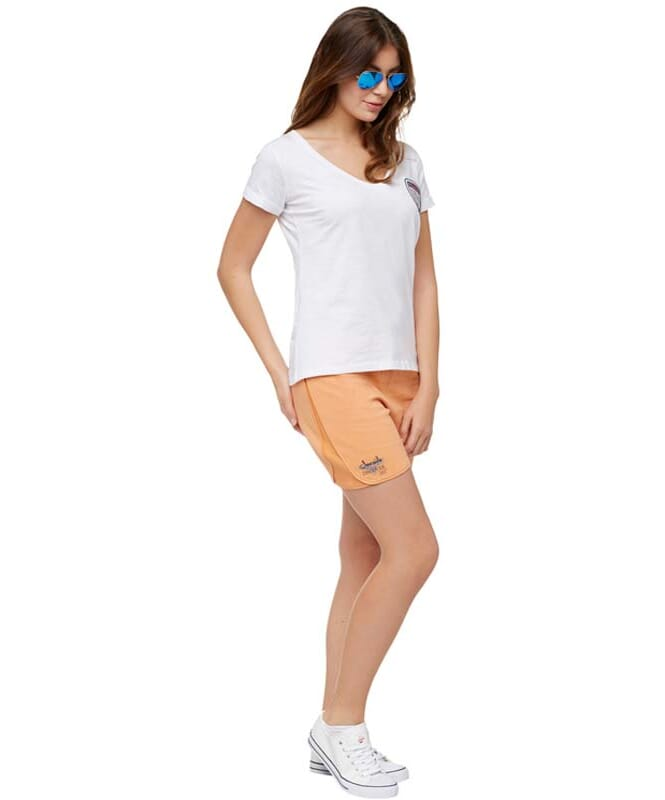 Bermuda Short SUNNYS Damen orange