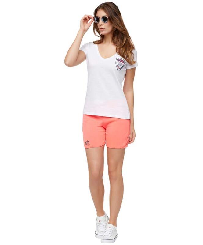 Bermuda Short SUNNYS Damen rosa