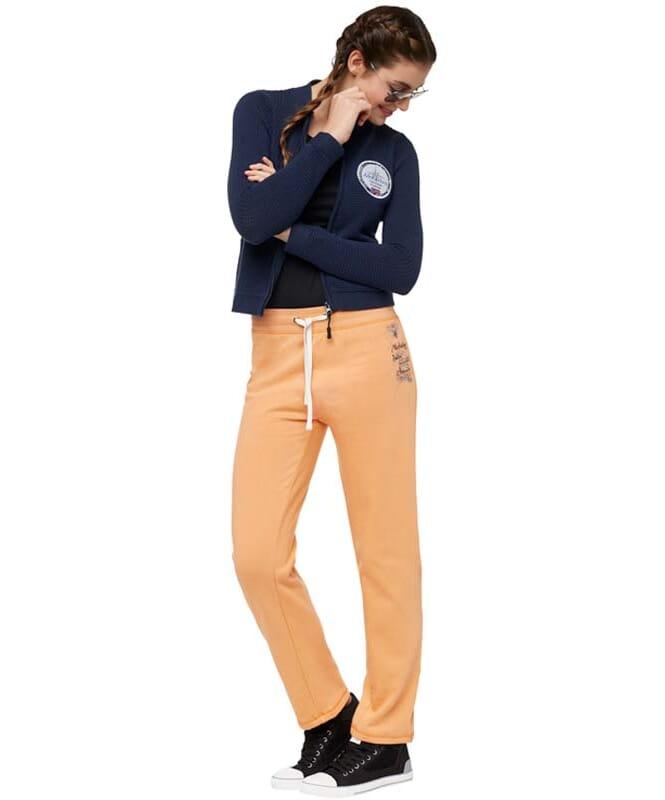 Jogginghose EMIRA Damen orange