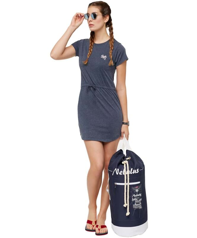 Kleid DELIA Damen navy