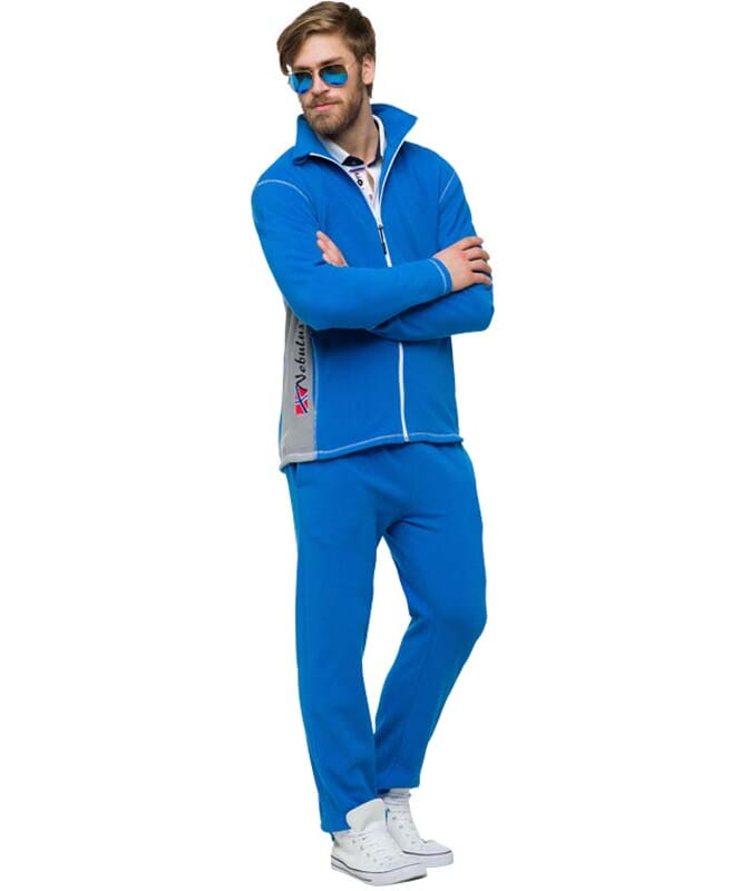 Jogginganzug PÖLTEN Herren dunkelblau