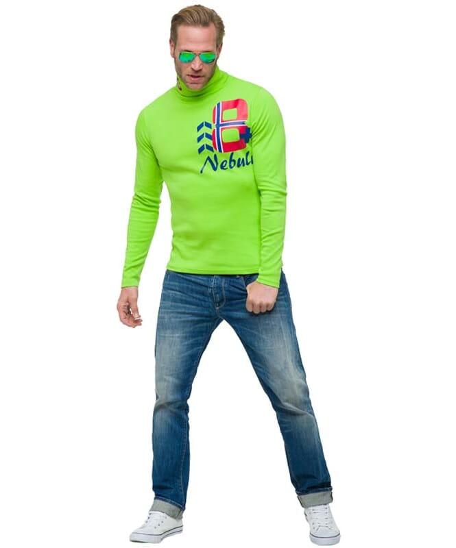 Baumwollrolli EMAN Herren grün