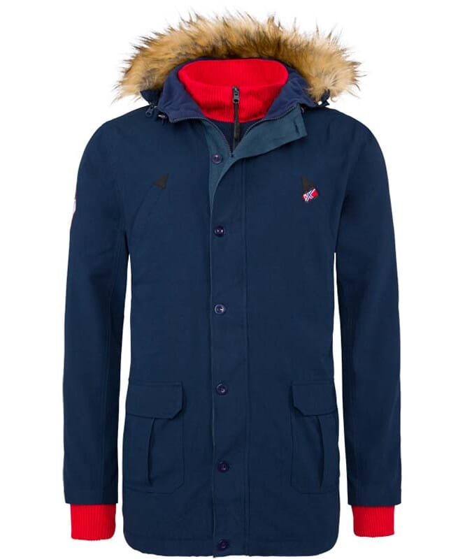 Parka WESTEND Men navy