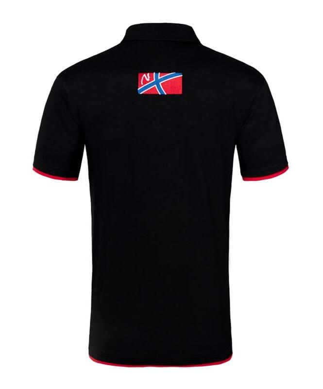 Poloshirt VOIT Herren schwarz