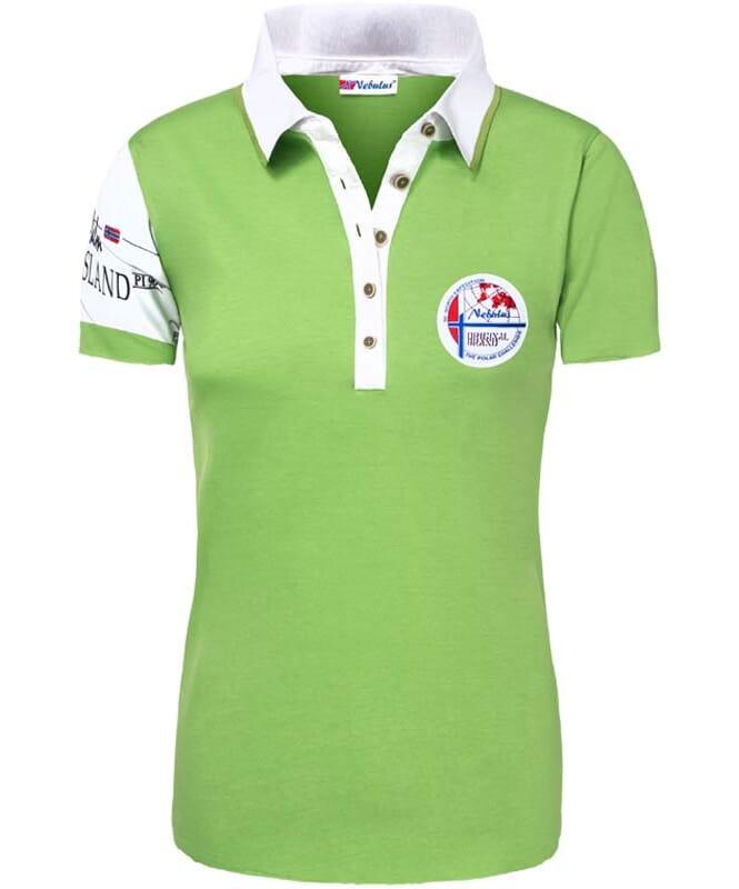 Poloshirt PAITAS Damen kiwi