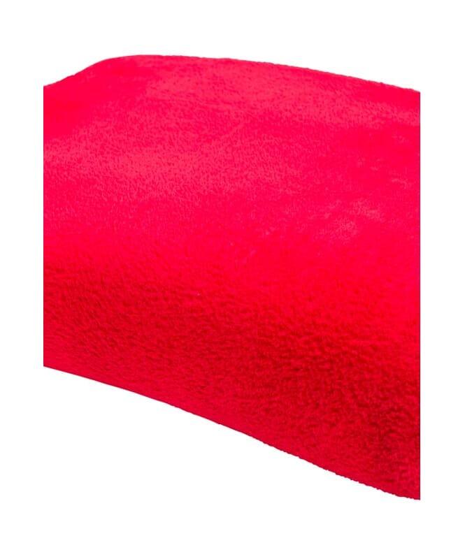 Decke SKAGERA Unisex rot