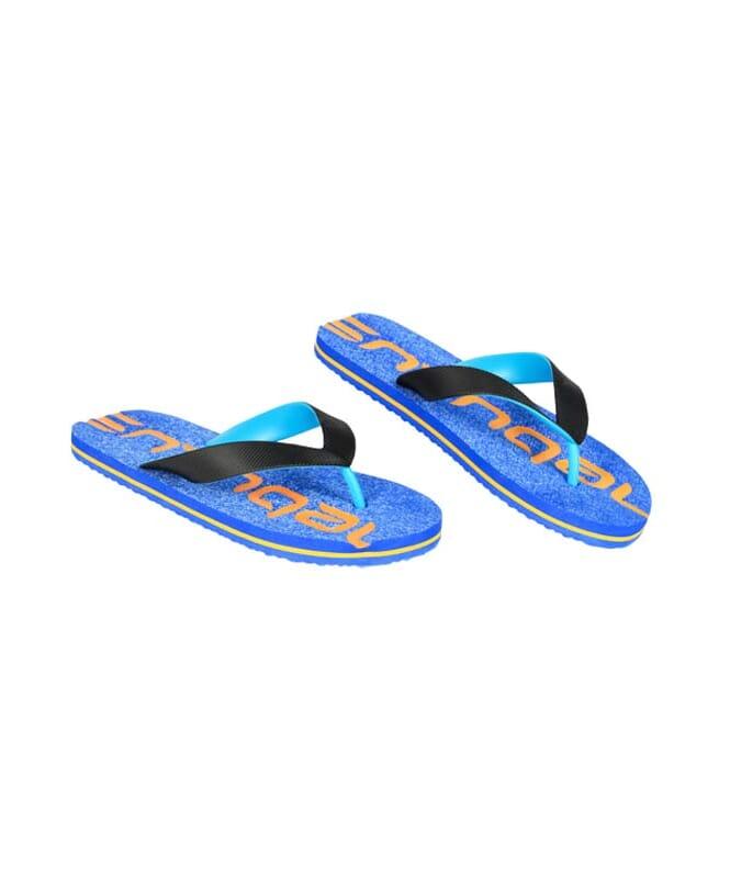 Flip Flops PEED Herren blau-orange