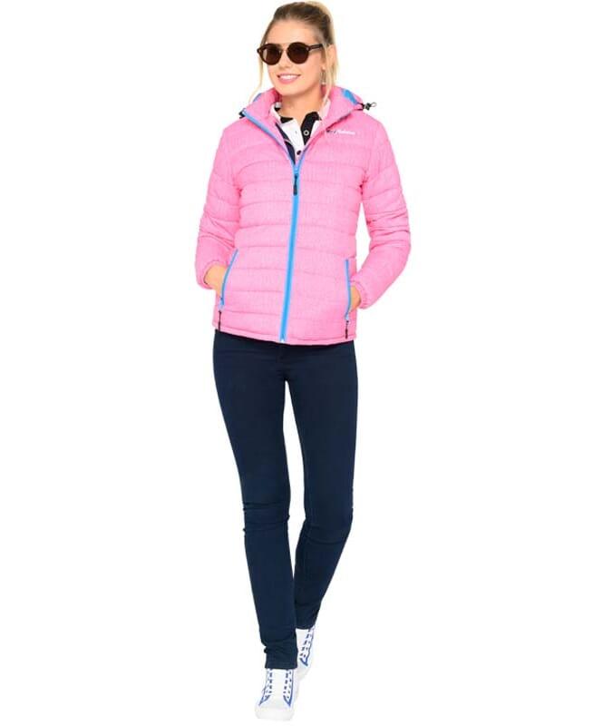 Winterjacke COLORS Damen pink