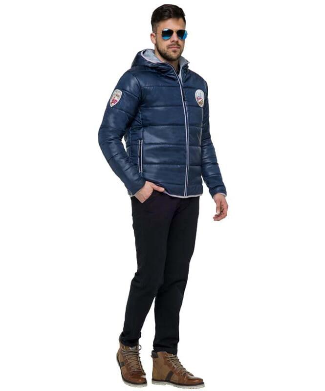 Winterjacke ROYALET Herren dunkelblau