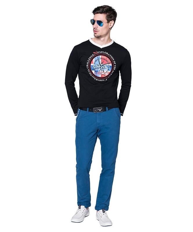 Sweatshirt DIKSON Herren schwarz
