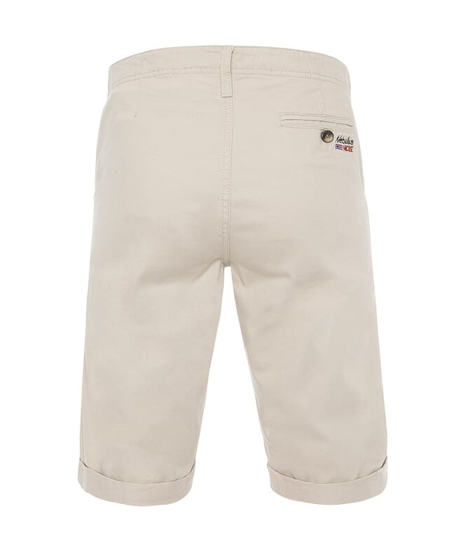Chino Short DEEP Herren cement