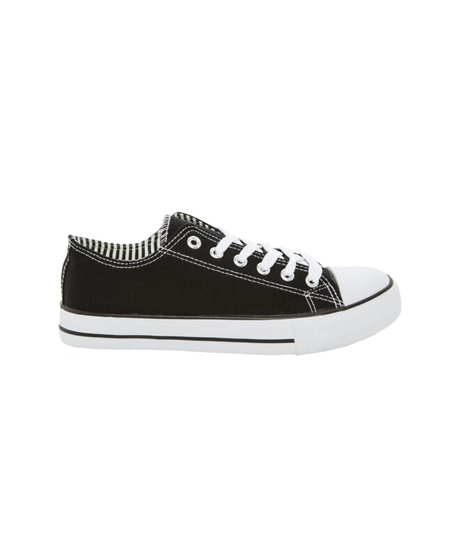 X-dream Sneaker Kinder schwarz (low)