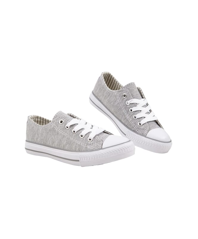 X-dream Sneaker Kinder grau (low)