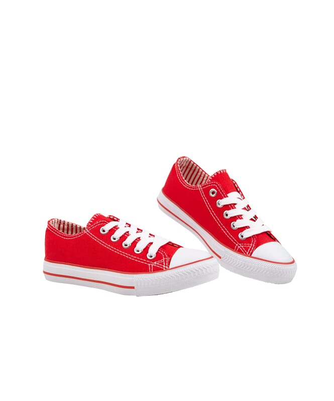X-dream Sneaker Kinder rot (low)
