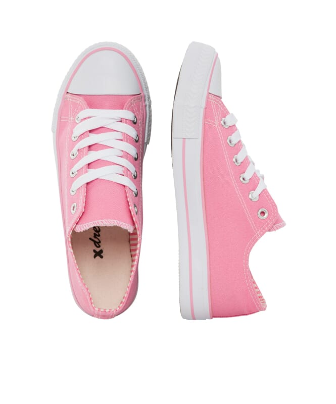 X-dream Sneaker Kinder pink (low)