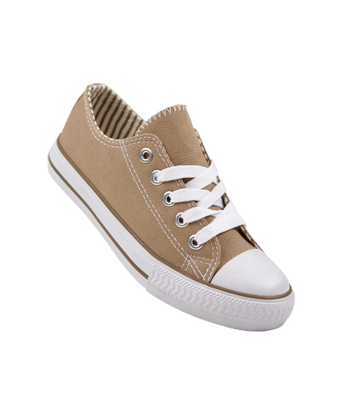 X-dream Sneaker Kinder khaki (low)