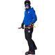 softshell ski pants HELENS schwarz