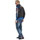 Running jacket MILE Men schwarz