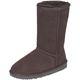 Boots QUEEN Women dunkelbraun
