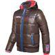 Winterjacket HAWK braun