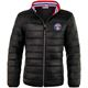 jacket TERRY schwarz